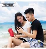 Remax Remax Waterbestendige Bluetooth Speaker - Rood