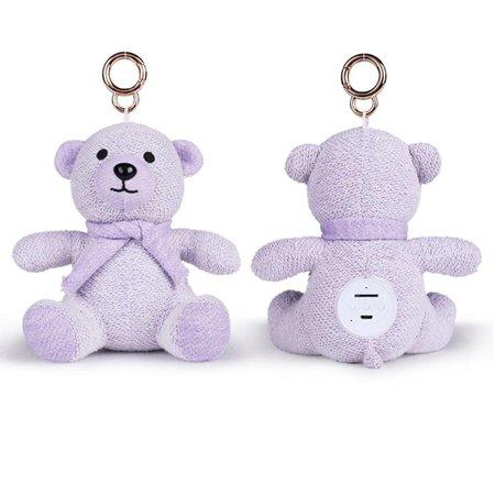 Teddybeer Bluetooth Speaker - Paars