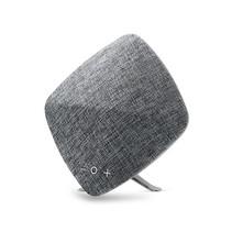 M03 Zijde Bekleed Bluetooth Speaker - Grijs