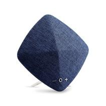 M03 Zijde Bekleed Bluetooth Speaker - Blauw