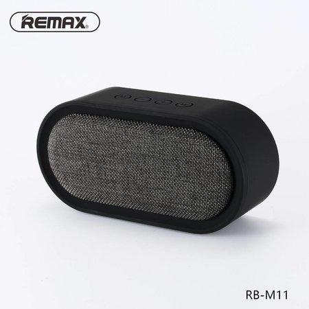 Remax Remax M11 Bluetooth 4.2 Speaker - Zwart