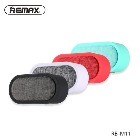 Remax Remax M11 Bluetooth 4.2 Speaker - Cyaan