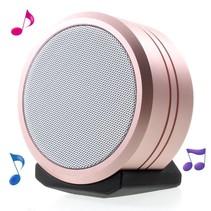 JKR-8 Waterbestendig TWS Bluetooth 4.2 Speaker - Roségoud