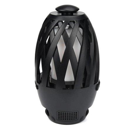 BTS596 LED Kaarslicht Design Bluetooth Speaker