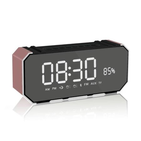 DG100 Spiegel Bluetooth 4.2 Speaker - Roze