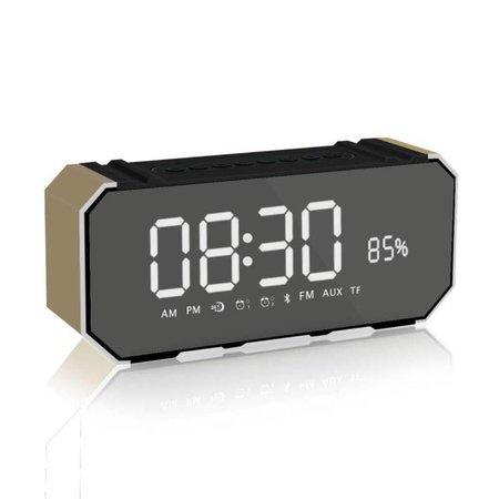 DG100 Spiegel Bluetooth 4.2 Speaker - Goud