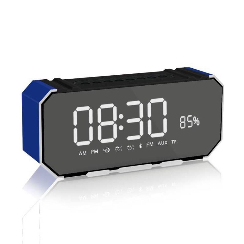 DG100 Spiegel Bluetooth 4.2 Speaker - Blauw