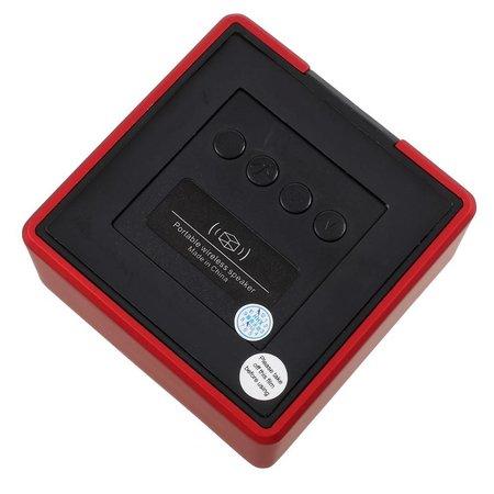 Q7 Bluetooth Speaker - Rood