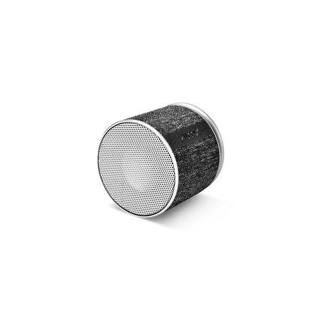 Xoomz Xoomz BF-120 Metalen Bluetooth 4.2 Speaker met Gesp - Zwart