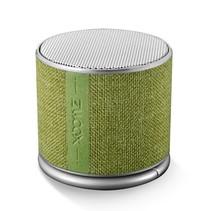 BF-120 Metalen Bluetooth 4.2 Speaker met Gesp - Groen
