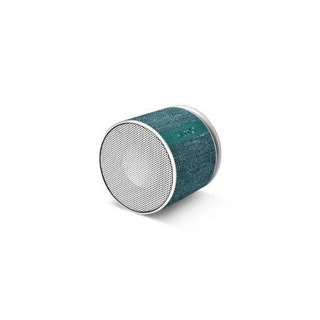 Xoomz Xoomz BF-120 Metalen Bluetooth 4.2 Speaker met Gesp - Blauw