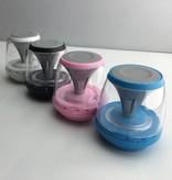 M28 Mini LED Wireless Bluetooth Speaker - Blauw