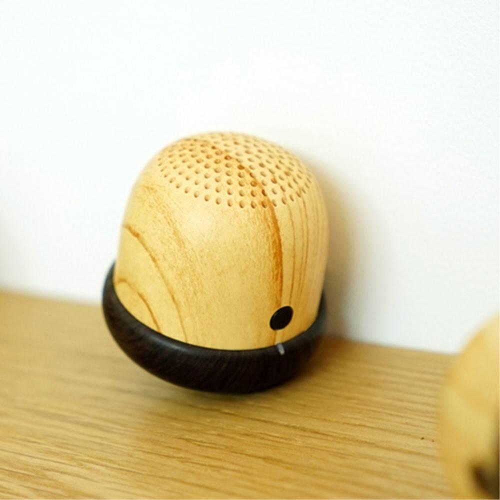 Noot Design Mini Bluetooth Speaker met Gesp