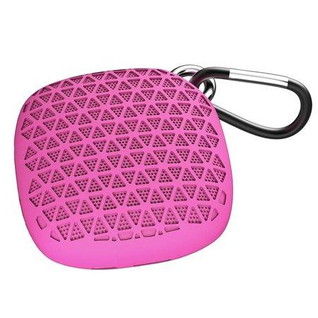 JKR-3 Mini Bluetooth Outdoor Speaker - Roze