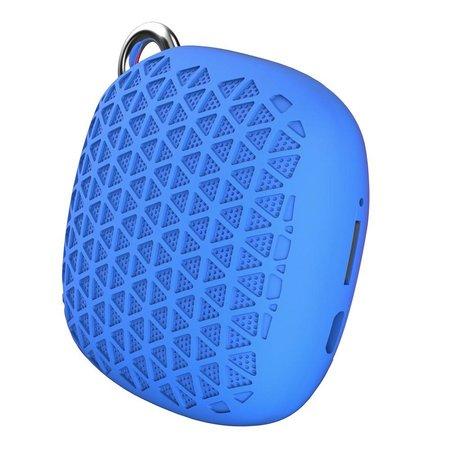 JKR-3 Mini Bluetooth Outdoor Speaker - Blauw