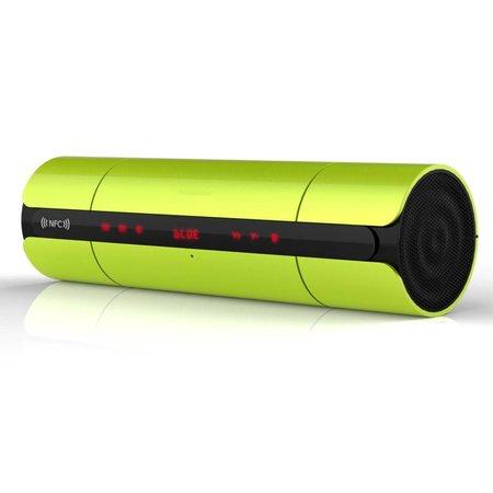 MD-369 Smart Touch Control NFC Bluetooth Speaker - Groen