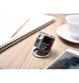Icarer Icarer SPACE BF-120 Mini Bluetooth 4.2 Speaker - Zwart / Rood