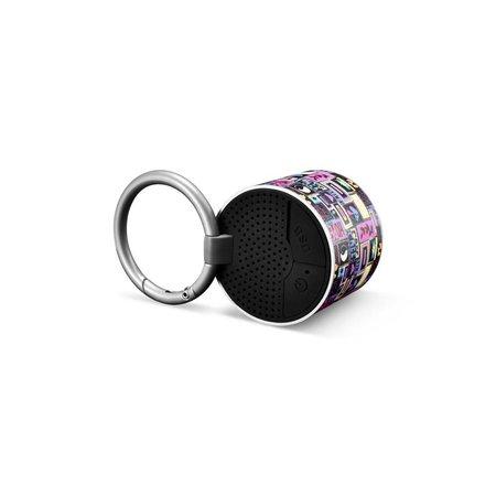 Icarer Icarer SPACE BF-120 Mini Bluetooth 4.2 Speaker - Kleurrijk Design