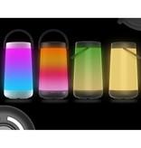 NR2000 Kleurrijke Bluetooth Speaker met Subwoofer