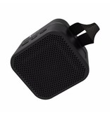 NR1017 Outdoor Mini Draagbare Bluetooth Speaker - Zwart