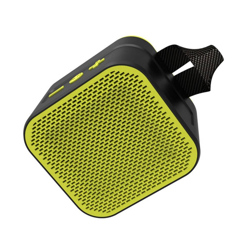 NR1017 Outdoor Mini Draagbare Bluetooth Speaker - Felgroen