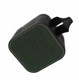 NR1017 Outdoor Mini Draagbare Bluetooth Speaker - Donkergroen