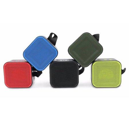 NR1017 Outdoor Mini Draagbare Bluetooth Speaker - Blauw