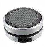X1 Mini Bluetooth Mega Bass Speaker - Zilver