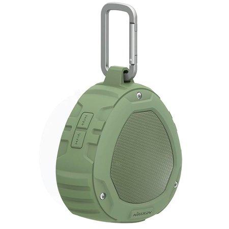 Nillkin Nillkin S1 PlayVox Shockproof Bluetooth Speaker Support - Groen