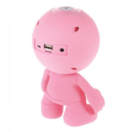 Alien Design Bluetooth Speaker - Roze