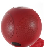 Alien Design Bluetooth Speaker - Rood