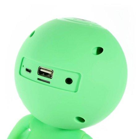 Alien Design Bluetooth Speaker - Groen