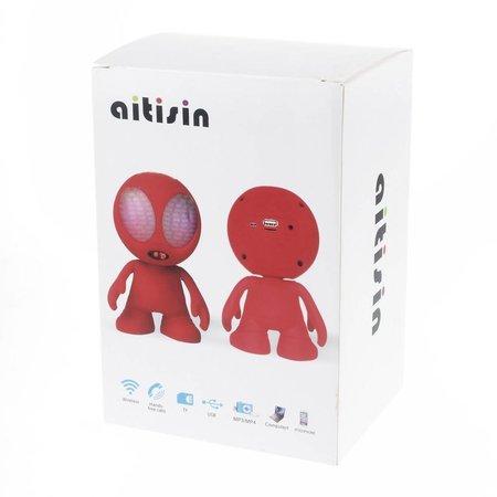 Alien Design Bluetooth Speaker - Blauw