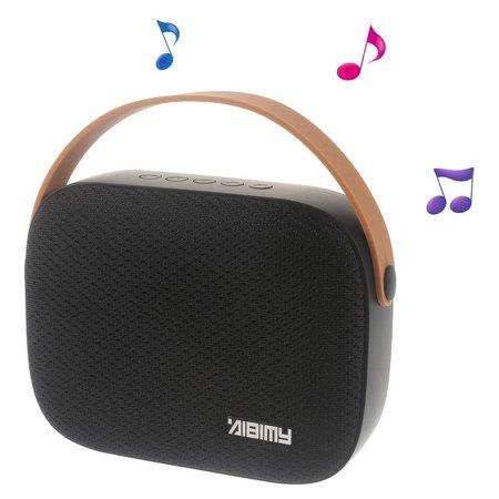 Aibimy Aibimy MY550BT 2.0CH Bluetooth Speaker - Zwart