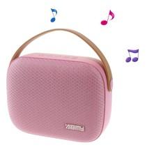 MY550BT 2.0CH Bluetooth Speaker - Roze