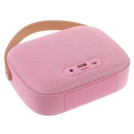 Aibimy Aibimy MY550BT 2.0CH Bluetooth Speaker - Roze