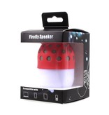 ZL-106 Firefly LED Bluetooth Speaker - Blauw