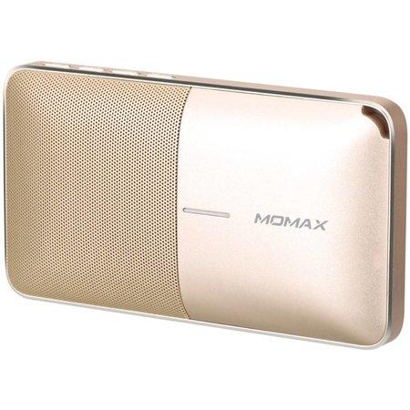 Momax Momax ZONIC Bluetooth 4.0 Speaker met 6000mAh Powerbank en Stand