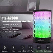 A2000 Kleurrijke LED Bluetooth Speaker