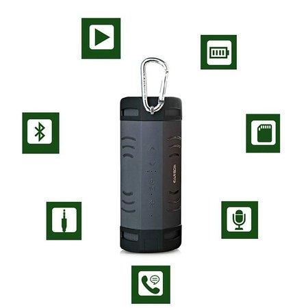 Earson Earson NER-160 Mammoth Bluetooth 4.0 Speaker - Grijs / Zwart