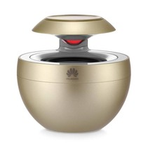 Swan 3D Geluid Bluetooth Speaker - Goud