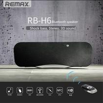 RB-H6 Bluetooth Speaker met DSP en NFC - Zwart