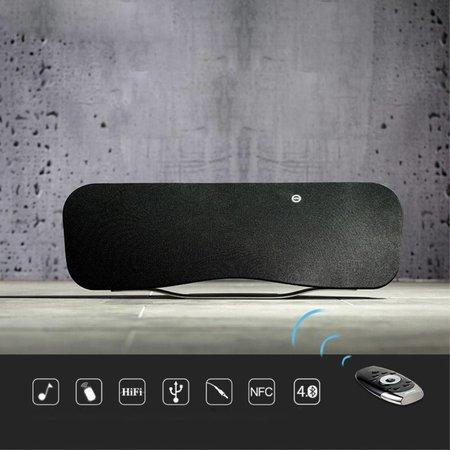 Remax Remax RB-H6 Bluetooth Speaker met DSP en NFC - Zwart