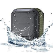 S7 Waterbestendige Bluetooth Speaker met NFC - Legergroen
