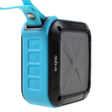 W-King W-King S7 Bluetooth Speaker NFC - Blauw