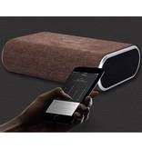 F176 Bluetooth Speaker met Qi Draadloze Oplaadfunctie