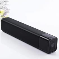 KR-1000 Bluetooth V4.1 Speaker met Ingebouwde Powerbank - Zwart