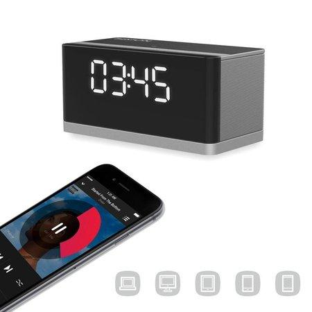 Mega Bass Bluetooth Speaker met Display