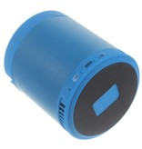Multifunctionele Bluetooth Speaker met Standfunctie - Blauw