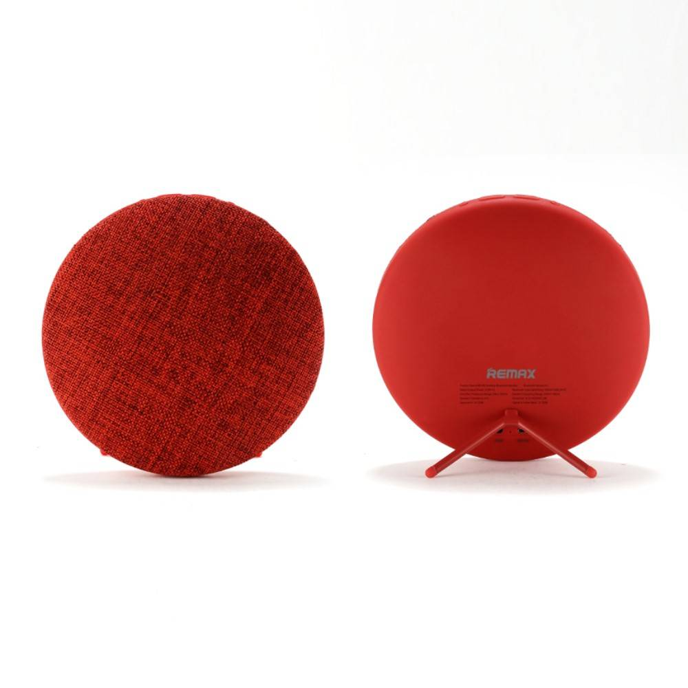 Remax Remax M9 Bluetooth 4.1 Speaker - Rood